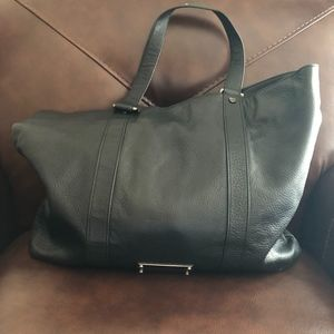 Genuine Leather Kenneth Cole New York Tote Bag.